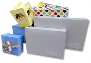 Custom printed boxes