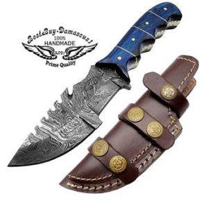 Handmade hunting knives